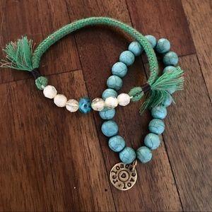Jewelry - Reload love hippy bracelets